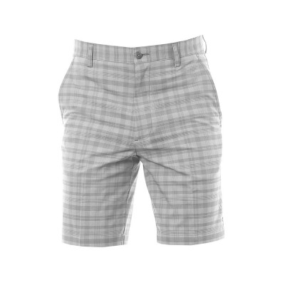 FJ Tonal Plaid Golf Shorts