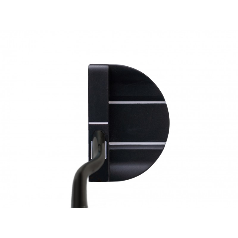Black Si5w Offset Mallet With Alum Insert (P1013W)