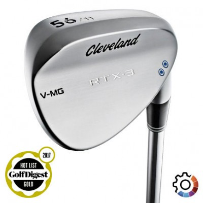 Cleveland 588.RTX 3.0 Wedge - Tour Satin