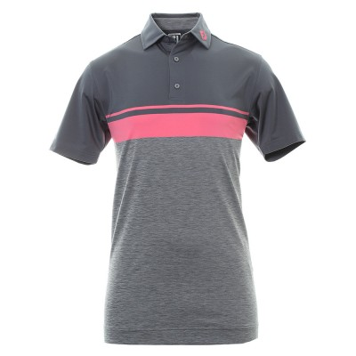 FootJoy Lisle Colour Block Shirt 91964