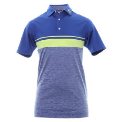 FootJoy Lisle Colour Block Shirt 91965