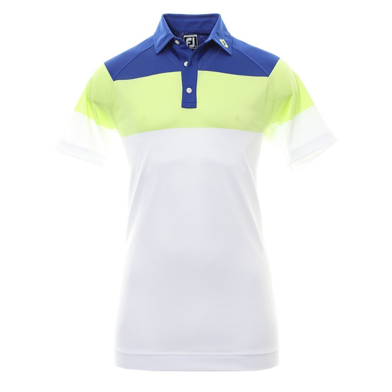 FootJoy Raglan Chest Stripe Shirt 92163