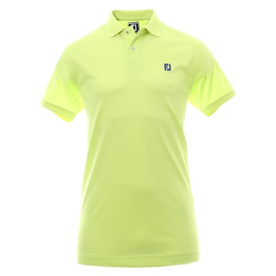 FootJoy FootJoy Stretch Pique Golf Shirt apple 92115