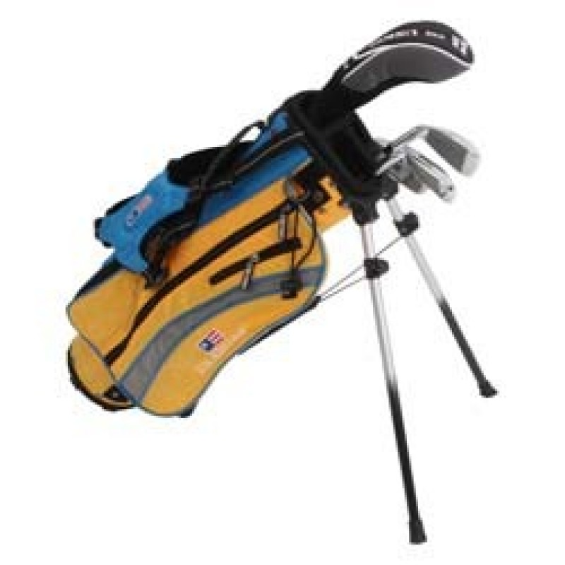 U.S. Kids UL42 4 Club Stand Bag Set (do 110 cm)