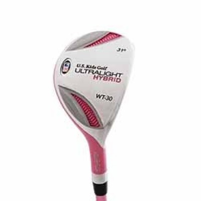 U.S. Kids UL48 Pink Hybrid (do 125 cm)