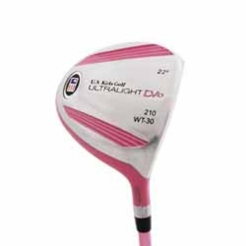 U.S. Kids UL51 DV1 Pink Driver (do 133cm)