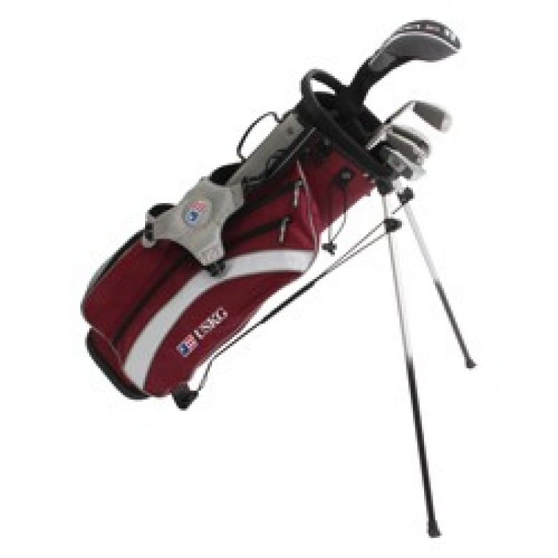 U.S. Kids UL60 5 Club Stand Bag Set (do 155 cm)