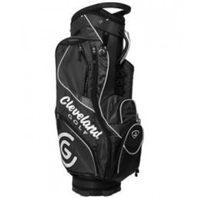 Cleveland CG Cart Bag Black