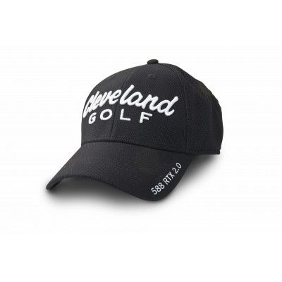 Cleveland Golf Logo Cap Black